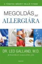 MEGOLDÁS AZ ALLERGIÁRA - Ekönyv - GALLAND, LEO  DR.