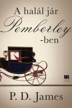 A HALÁL JÁR PEMBERLEY-BEN - Ekönyv - JAMES, P.D.