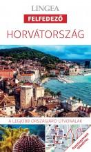 HORVÁTORSZÁG - FELFEDEZŐ - Ekönyv - LINGEA KFT.