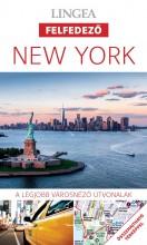 NEW YORK - FELFEDEZŐ - Ekönyv - LINGEA KFT.