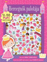 HERCEGNŐK PALOTÁJA - TÖBB MINT 100 PUFI MATRICÁVAL - Ekönyv - -