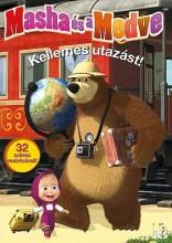 KELLEMES UTAZÁST! - MASHA ÉS A MEDVE - Ekönyv - JCS MÉDIA KFT