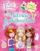 TITKOS KIRÁLYSÁG - MATRICÁS FOGLALKOZTATÓ - Ekönyv - BANKS, ROSIE