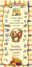 KONYHAI JEGYZETTÖMB - IDÉZETEKKEL (CITROMSÁRGA) - Ekönyv - ALEXANDRA KIADÓ