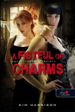 A FISTFUL OF CHARMS - EGY MARÉKNYI BŰBÁJÉRT (HOLLOWS 4.) - Ekönyv - HARRISON, KIM