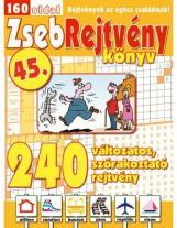 ZSEBREJTVÉNY KÖNYV 45. - Ekönyv - CSOSCH BT.