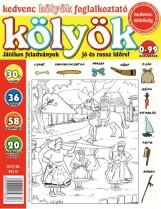 KEDVENC KÖLYÖK FOGLALKOZTATÓ 30. - Ekönyv - CSOSCH BT.