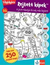 REJTETT KÉPEK 10. - A JÖVŐ ROBOTJAI ÉS SOK MÁS FEJTÖRŐ - Ekönyv - KLETT KIADÓ