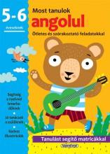 MOST TANULOK ANGOLUL (5-6 ÉVESEKNEK) - Ekönyv - NAPRAFORGÓ KÖNYVKIADÓ