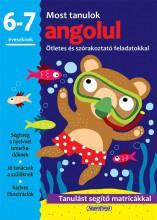 MOST TANULOK ANGOLUL (6-7 ÉVESEKNEK) - Ekönyv - NAPRAFORGÓ KÖNYVKIADÓ