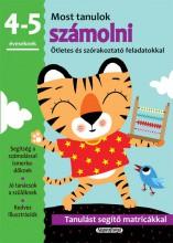 MOST TANULOK SZÁMOLNI (4-5 ÉVESEKNEK) - Ekönyv - NAPRAFORGÓ KÖNYVKIADÓ