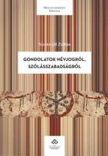 GONDOLATOK NÉVJOGRÓL, SZÓLÁSSZABADSÁGRÓL - Ebook - NAVRATYIL ZOLTÁN