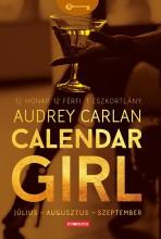 CALENDAR GIRL 3. - JÚLIUS-AUGUSZTUS-SZEPTEMBER - Ekönyv - CARLAN, AUDREY