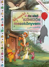 MICIMACKÓ - AZ ELSŐ SZÍNEZŐS MESEKÖNYVEM MATRICÁKKAL - Ekönyv - DISNEY