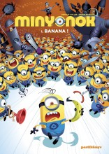 MINYONOK 1. - BANANA! - Ekönyv - COLLIN, RENAUD - AH-KOON, DIDIER