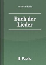 BUCH DER LIEDER - Ekönyv - HEINRICH HEINE