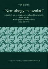 NEM AHOGY MA SZOKÁS - ÜKH 2017 - Ekönyv - VISY BEATRIX