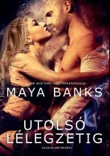 UTOLSÓ LÉLEGZETIG - SLOW BURN-SOROZAT - Ekönyv - BANKS, MAYA