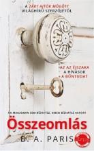 ÖSSZEOMLÁS - Ekönyv - B A PARIS