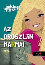 AZ OROSZLÁN KARMAI - KINRA GIRLS 3. - Ekönyv - MOKA