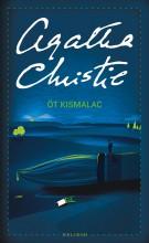 ÖT KISMALAC - Ekönyv - CHRISTIE, AGATHA