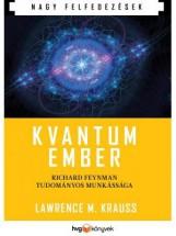 KVANTUMEMBER - RICHARD FEYNMAN TUDOMÁNYOS MUNKÁSSÁGA - Ekönyv - KRAUSS, M. LAWRENCE
