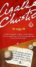 N VAGY M - Ekönyv - CHRISTIE, AGATHA