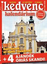 KEDVENC KALENDÁRIUM 2017/3. - Ekönyv - CSOSCH BT.