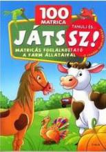 100 MATRICA - TANULJ ÉS JÁTSSZ! MATRICÁS FOGL. A FARM ÁLLATAIVAL - Ekönyv - ELEKTRA KÖNYVKIADÓ KFT.
