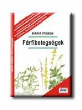 FÉRFIBETEGSÉGEK - Ekönyv - TREBEN, MARIA