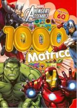AVENGERS ASSEMBLE - 1000 MATRICA (BOSSZÚÁLLÓK) - Ekönyv - PLAYON KFT.