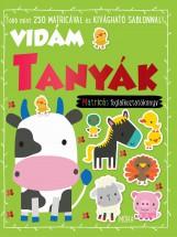 VIDÁM TANYÁK – MATRICÁS FOGLALKOZTATÓKÖNYV - Ekönyv - .