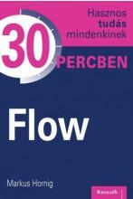 FLOW - HASZNOS TUDÁS MINDENKINEK 30 PERCBEN - Ebook - MARKUS HORNIG