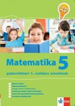 MATEMATIKA 5. - GYAKORLÓKÖNYV 5. OSZT. TANULÓKNAK - Ekönyv - KLETT KIADÓ