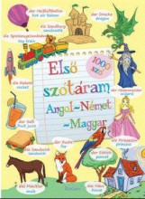 ELSŐ SZÓTÁRAM ANGOL-NÉMET-MAGYAR - Ekönyv - ROLAND TOYS KFT.