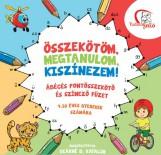 ÖSSZEKÖTÖM, MEGTANULOM, KISZÍNEZEM! - Ekönyv - DEÁKNÉ B. KATALIN