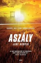 ASZÁLY - Ekönyv - JANE HARPER