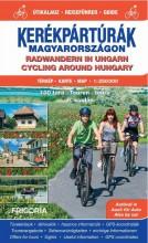 KERÉKPÁRTÚRÁK MAGYARORSZÁGON (8., AKTUALIZÁLT KIADÁS) - Ekönyv - FRIGORIA KÖNYVKIADÓ KFT.