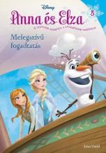 MELEGSZÍVŰ FOGADTATÁS - ANNA ÉS ELZA 3. (JÉGVARÁZS) - Ekönyv - DAVID, ERICA