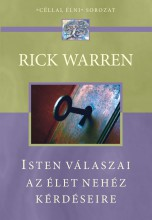 ISTEN VÁLASZAI AZ ÉLET NEHÉZ KÉRDÉSEIRE - Ekönyv - WARREN, RICK