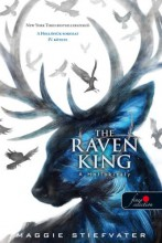 THE RAVEN KING - A HOLLÓKIRÁLY - FŰZÖTT - Ebook - STIEFVATER, MAGGIE