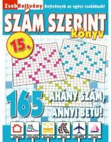 ZSEBREJTVÉNY SZÁM SZERINT KÖNYV 15. - Ekönyv - CSOSCH BT.
