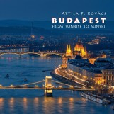 BUDAPEST FOTÓALBUM 2017 (ANGOL) - NAPKELTÉTŐL NAPNYUGTÁIG - Ekönyv - KOVÁCS P. ATTILA