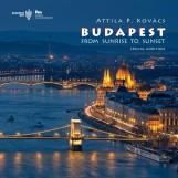 BUDAPEST FOTÓALBUM 2017 FINA  (ANGOL) -NAPKELTÉTŐL NAPNYUGTÁIG - Ekönyv - KOVÁCS P. ATTILA