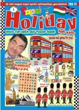 TAPSI HOLIDAY FOR KIDS (ANGOL NYELVŰ REJTVÉNYKÖNY GYEREKEKNEK) - Ekönyv - LAPU BT.