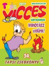 VICCES TAPSI - 2017/4. - TAPSI ZSEBKÖNYV 54. - Ekönyv - LAPU BT.