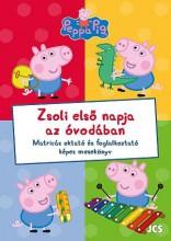 PEPPA MALAC - ZSOLI ELSŐ NAPJA AZ ÓVODÁBAN - Ekönyv - -