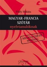 MAGYAR-FRANCIA SZÓTÁR NYELVTANULÓKNAK - Ekönyv - PÁLFY MIKLÓS
