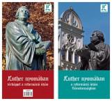 LUTHER NYOMÁBAN - A REFORMÁCIÓ ÚTJÁN NÉMETORSZÁGBAN - ÚTIKÖNYV TÉRKÉPMELLÉKLETTE - Ekönyv - KEDVES ÁGNES – MAKOVICZKY GYULA – MARTON