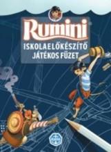 RUMINI - ISKOLAELŐKÉSZÍTŐ JÁTÉKOS FÜZET - Ekönyv - BERG JUDIT